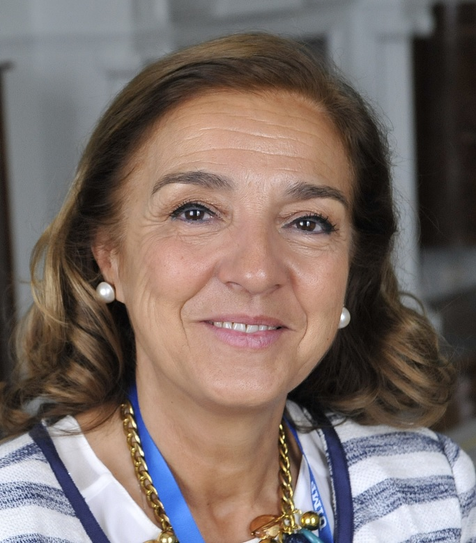 Carmen Vela Olmo. Former Secretary of State for Research, Development and Innovation (SEIDI), 2012-2018.