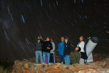 Turismo astronómico